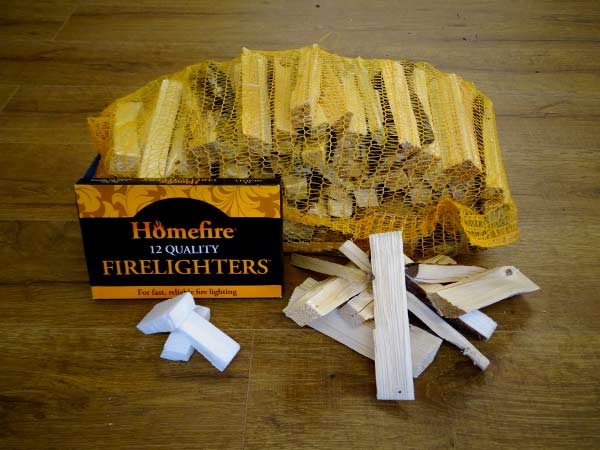 Firewood Kindling & Firelighters